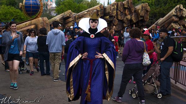 Disneyland Resort, Disneyland, Evil, Queen, Snow, White