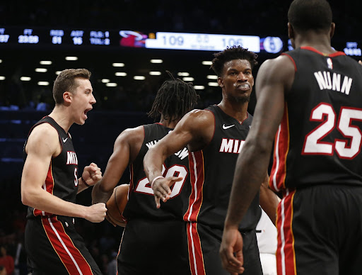 Avatar of Report: 2019-20 Miami Heat Have Made Franchise History Through 22 Games
