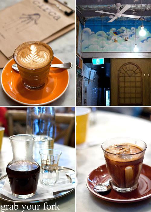 coffee aeropress piccolo latte circa espresso cafe parramatta