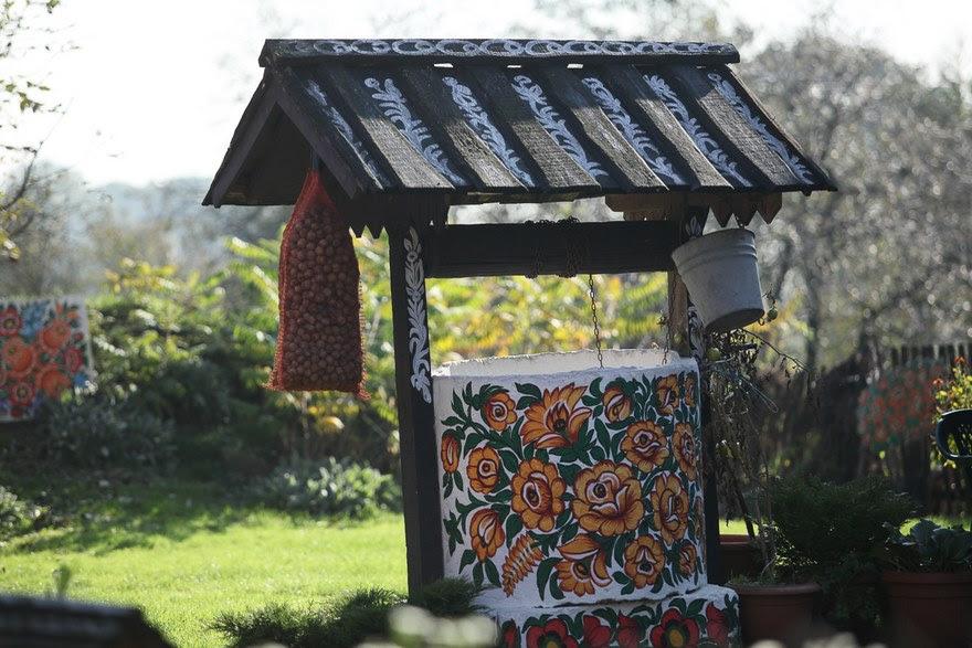 Zalipie flores pintadas 10