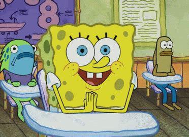 gambar gerak spongebob lucu deloiz wallpaper