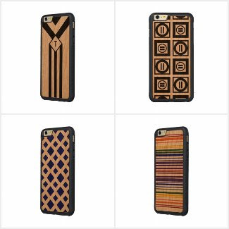 Stylish iPhone 6 Plus Wood Cases