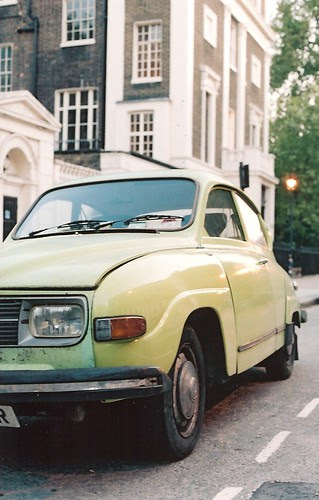 Saab 96 by Vespamore !