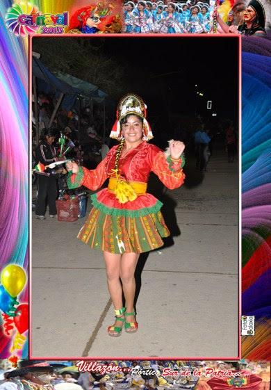 Fotos Carnaval 2013 en Villazón Bolivia