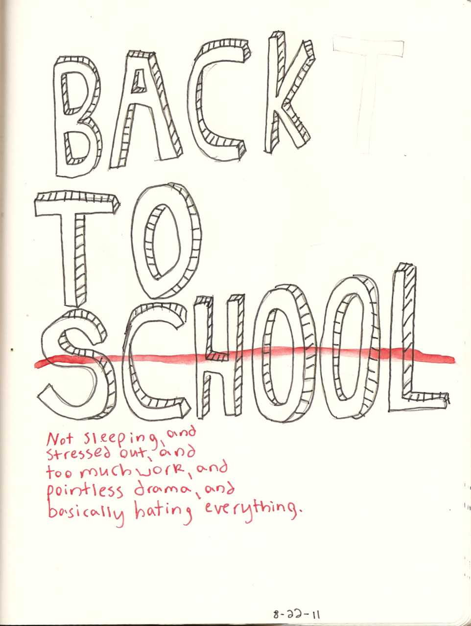 Quotes About Coming Back To School 24 Quotes