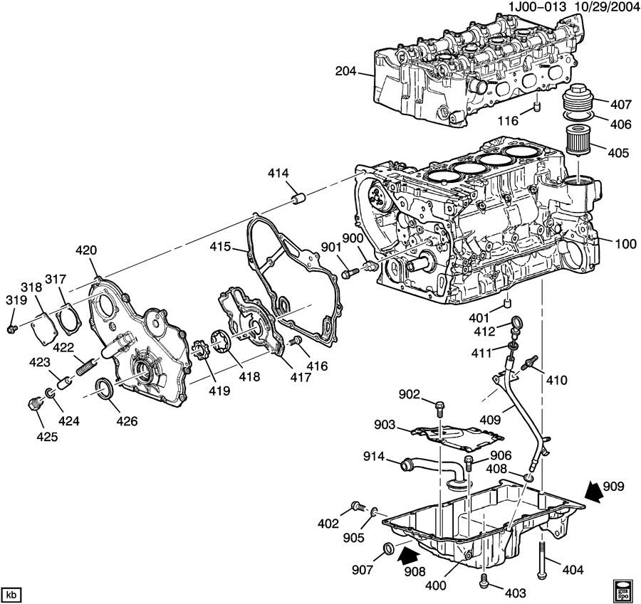 diagram 2000 pontiac sunfire 2 2 liter engine diagram full