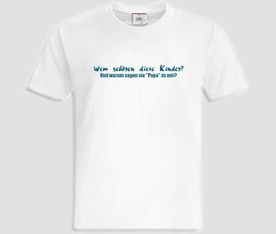 Wem Gehören Diese Kinder T Shirt Lustige T Shirts Sprüche Shirts