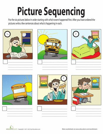 1000+ ideas about Sequencing Worksheets on Pinterest | Sequencing ...