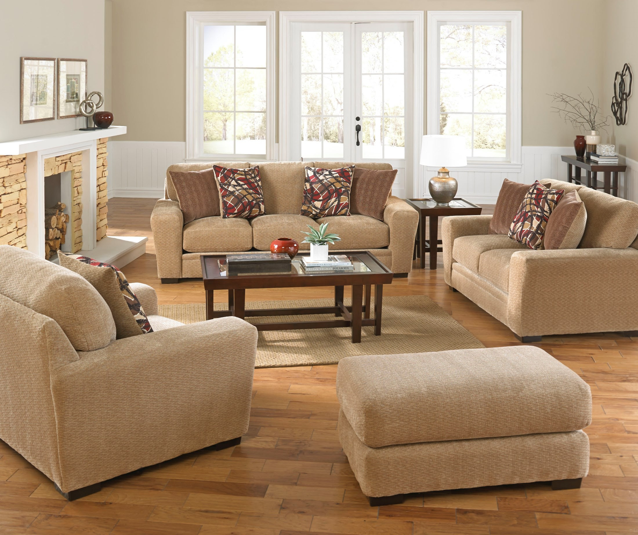 the brick living room furniture
