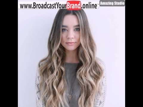 Balayage Bei Braunen Haaren