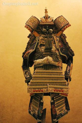 Yurakuen Samurai Warrior