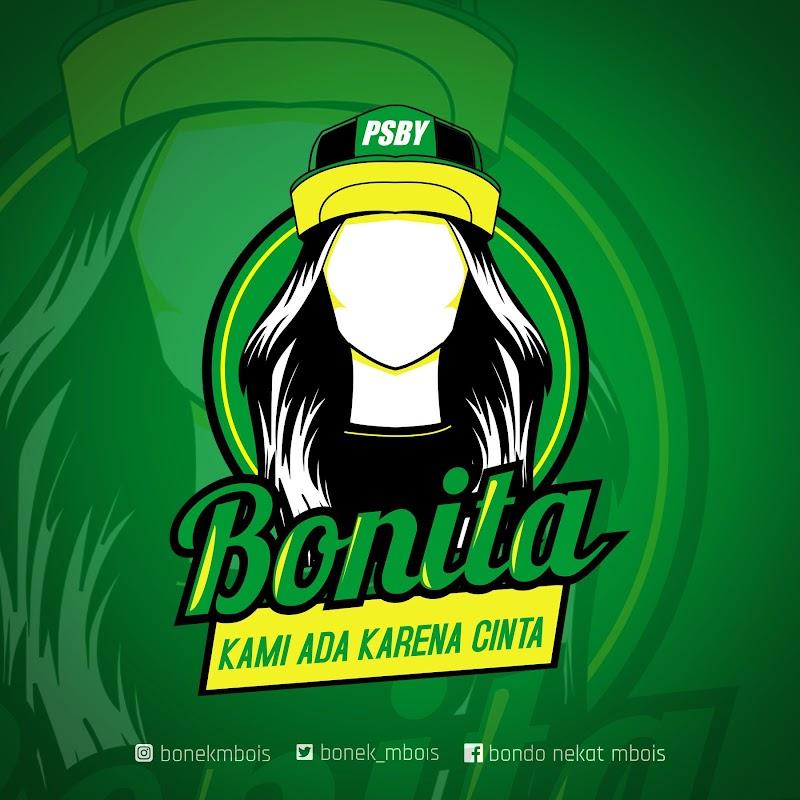 Wallpaper Logo Bonita Persebaya