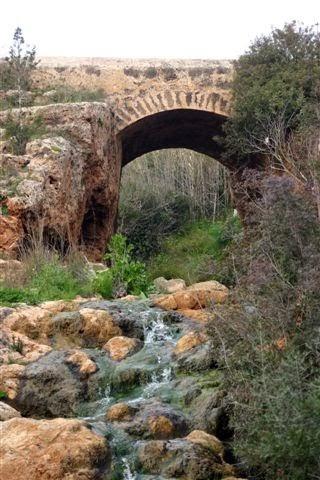 puente de Santa Eulalia (foto Juan Pérez Escribano)