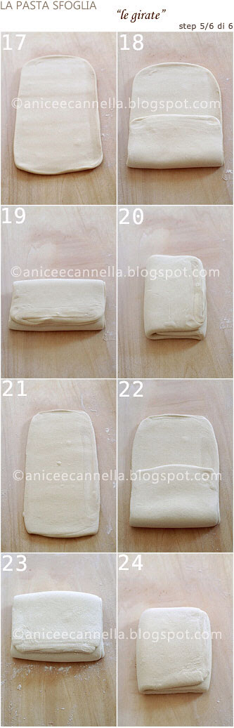 pasta sfoglia step by step 4.5.6