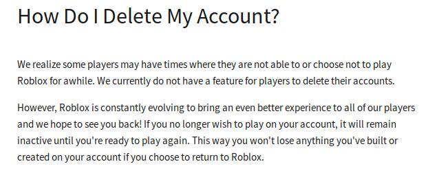 Roblox App How To Delete | Robux Hack Bugmenot