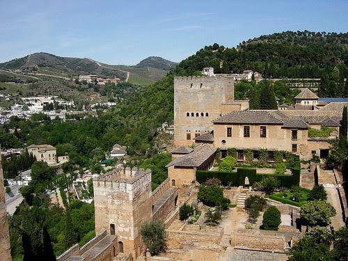 Resultado de imagen de 11. TORRE DE MACHUCA alhambra granada