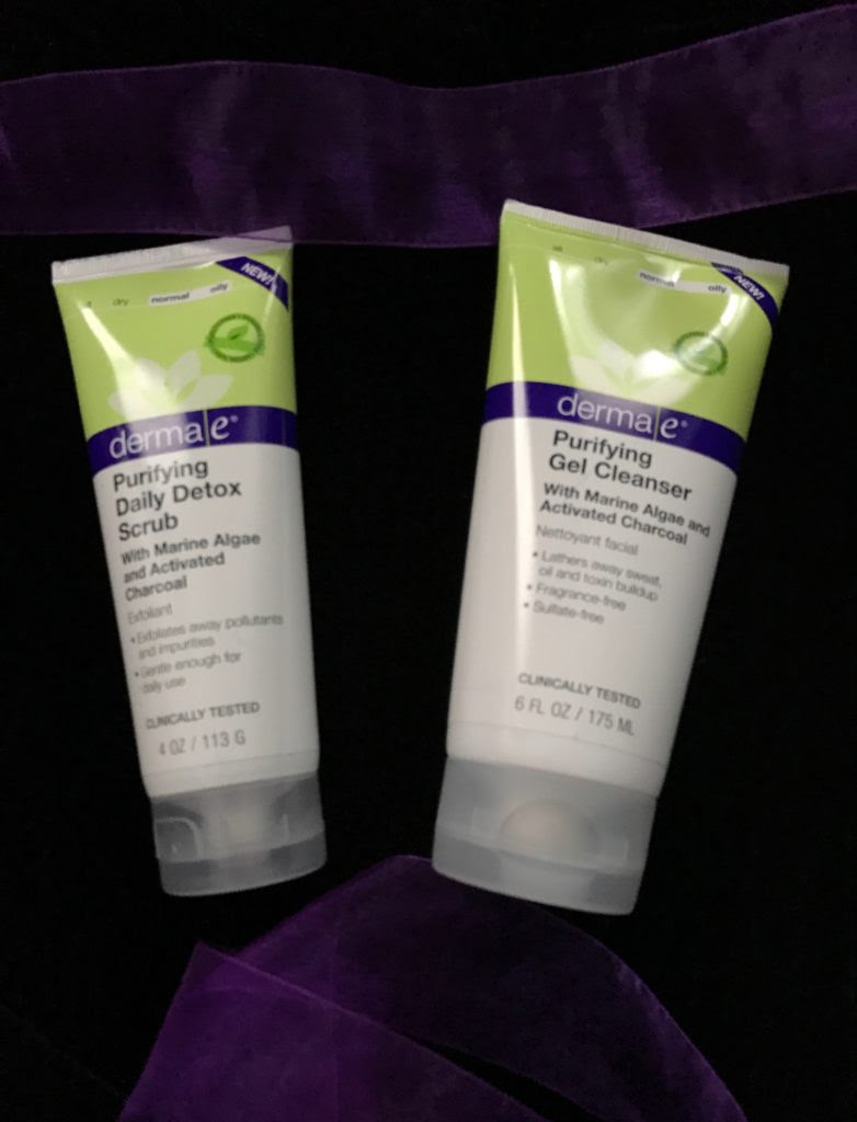 derma e Purifying products, 2 tubes neversaydiebeauty.com