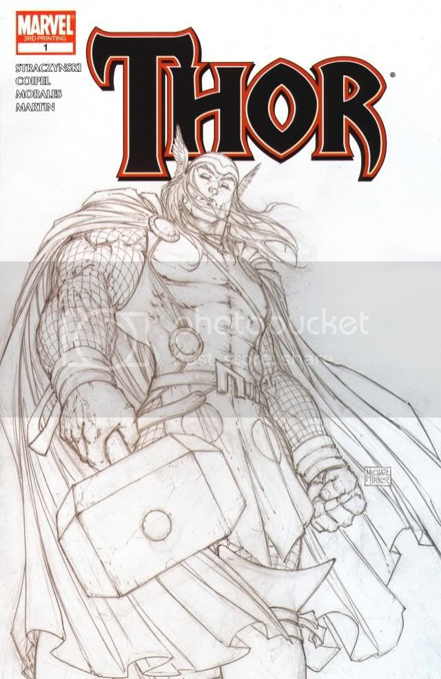 Capas de Thor