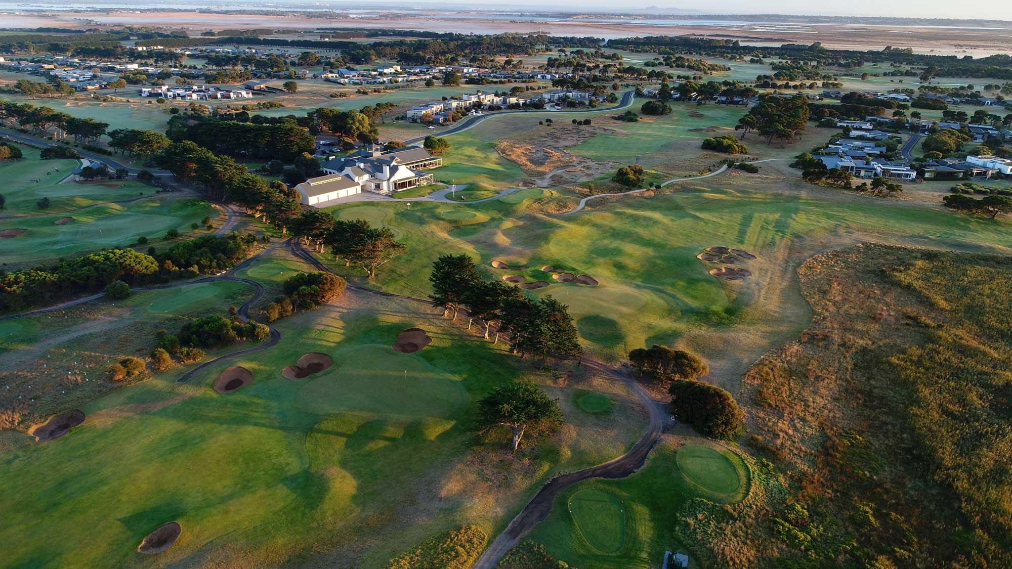 The 13th Beach Golf Club