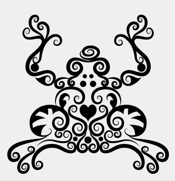 Vektor Bunga Untuk Membuat Sketsa Pola Pola Vektor Vektor Gratis