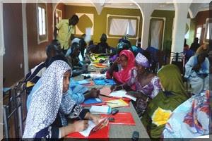 Boghé : 65 Jeunes  des communes  de Boghé et Dar Avia formés sur la culture de la Paix