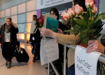 EE UU ha revocado decenas de miles de visados por el veto de Trump