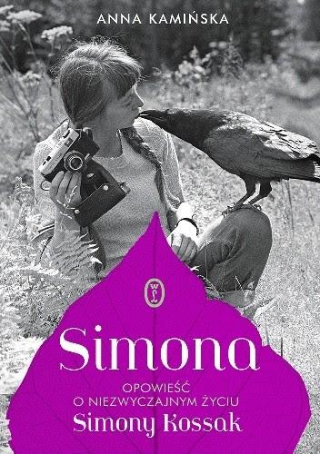 Okładka książki Simona. Opowieść o niezwyczajnym życiu Simony Kossak