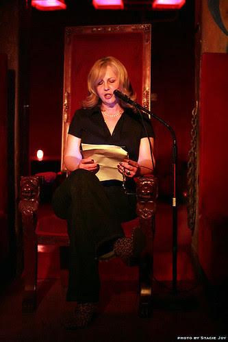 "Lillian Ann Slugocki reads ""Truck Stop Cinderella"""