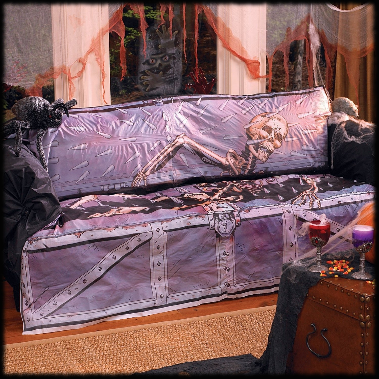 More Haunted House Party Ideas For Halloween Page 26