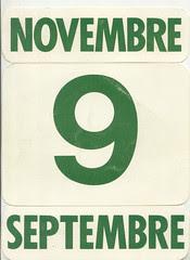 calendrier  9