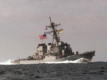 """Эсминец DDG-67 """"Коул"""" класса """"Арли Берк"""". Фото с сайта fas.org"""