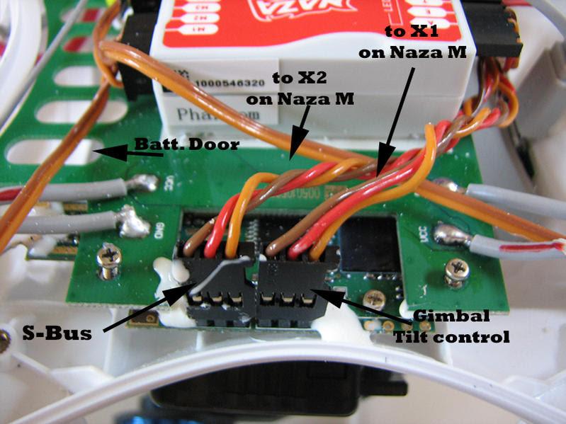 Dji Naza Lite Wiring Diagram