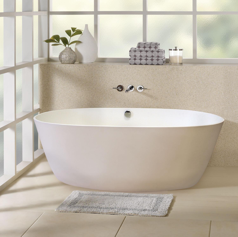Bathroom Design With Freestanding Tub Home Architec Ideas