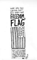 freedom flag