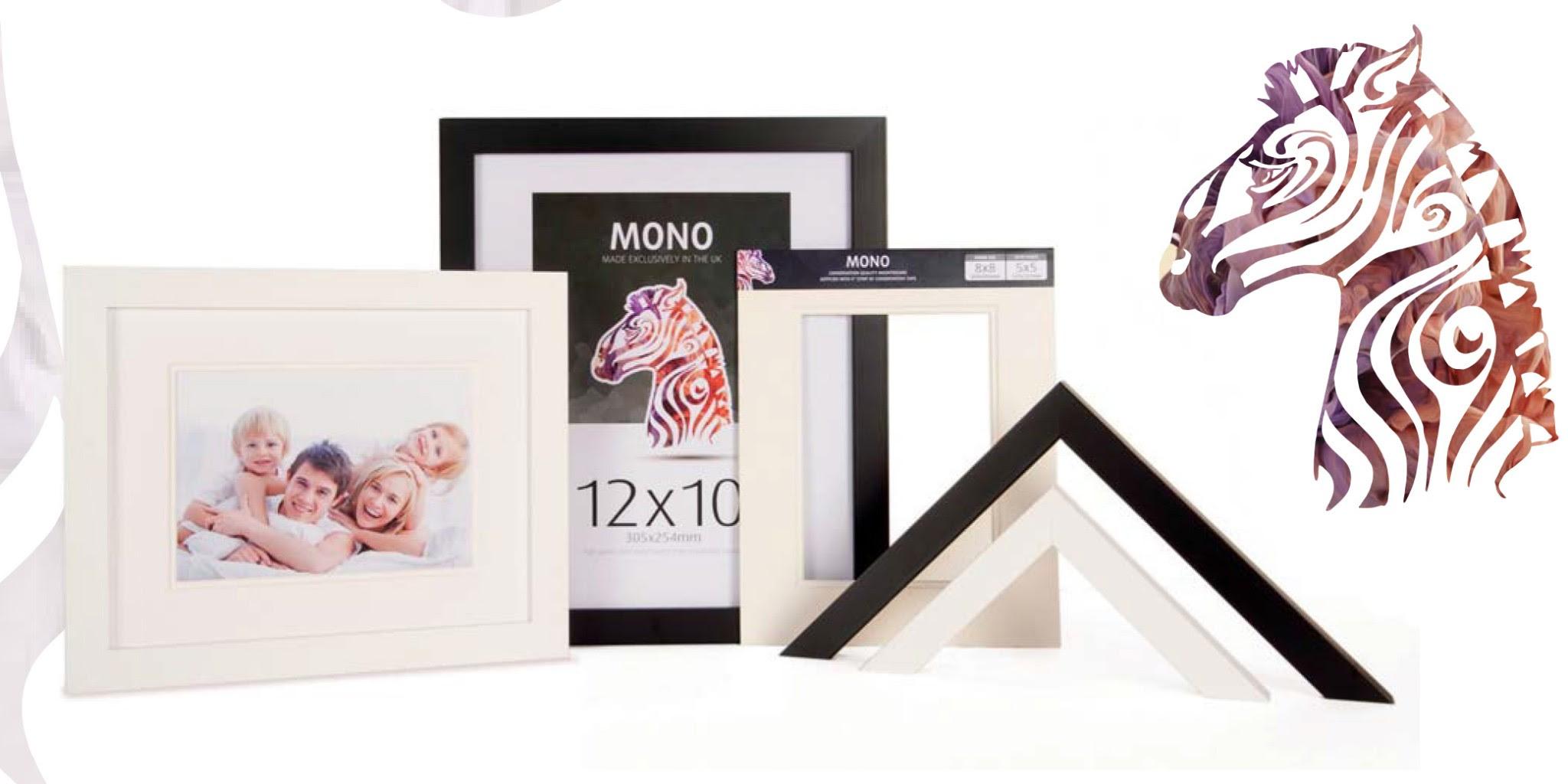 Frame Mount 12 X 16 Mount To Take 12 X 8 Print