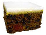Fruit cake: Cure