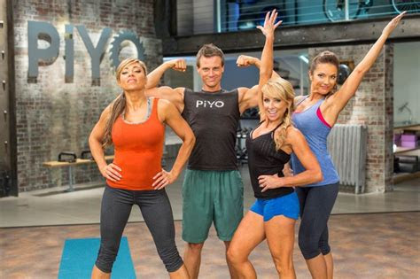 piyo  impact high intensity workout program