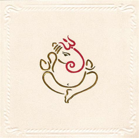 Ganesha Images For Wedding Invitations   Wedding Invitation