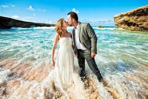 Aruba Destination Wedding   Manchebo Beach Resort & Spa