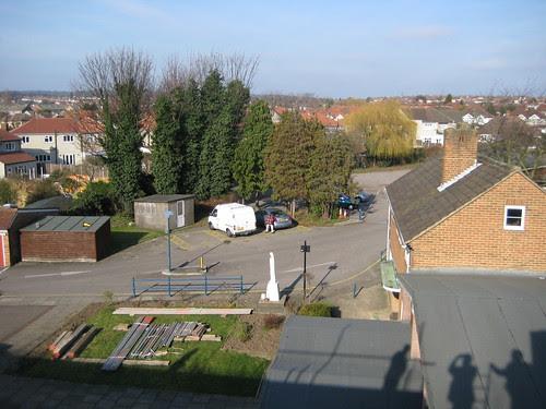 Church roof 006