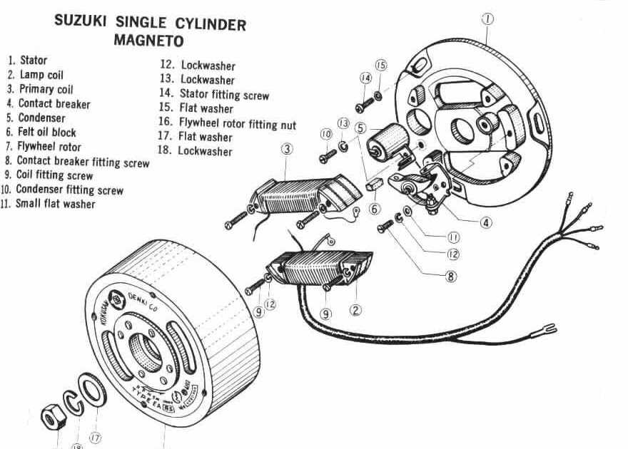 11 Tooth Stator Wiring Diagram