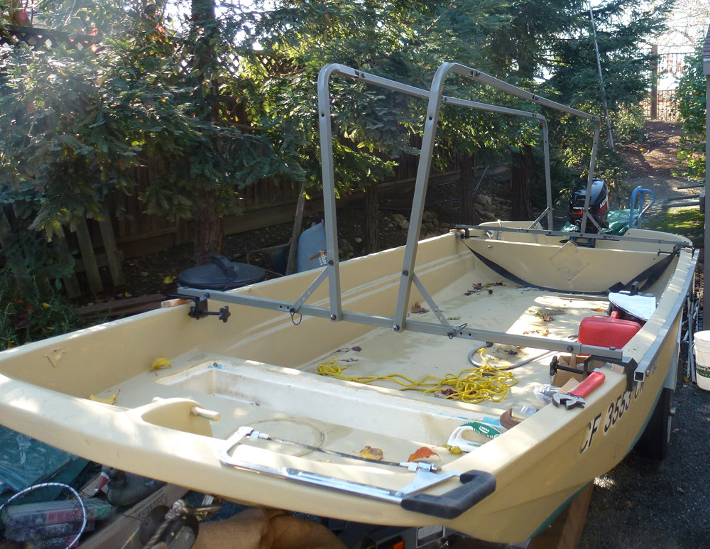 DIY Jon Boat Blind Plans PDF Download