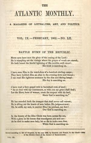 """Battle Hymn of the Republic"""