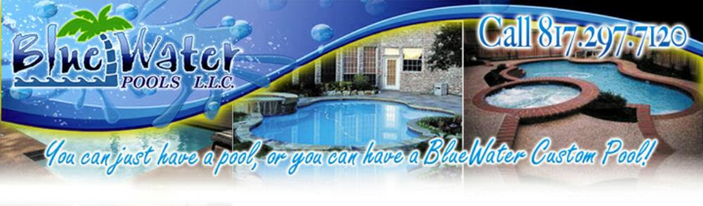 Bluewater Pools Custom Swimming Pools Spas Swimming Pool