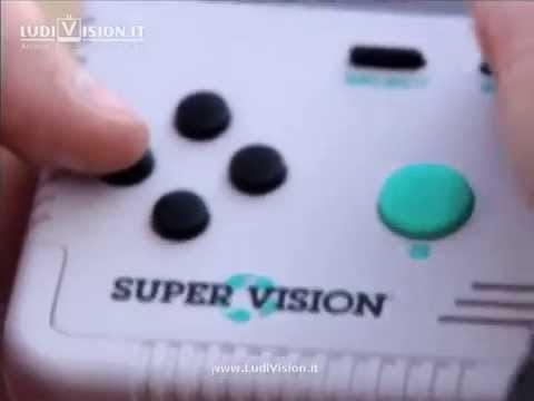 Watara Supervision - Sveglia, c'è un nuovo gioco! (1992)
