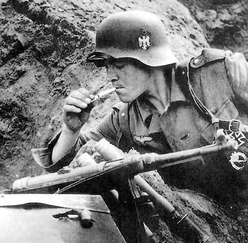 German Infantry Soldier