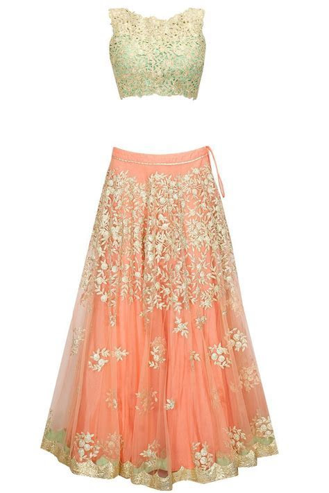Latest Lehenga Choli Trends Designs 2018 19 Pakistani