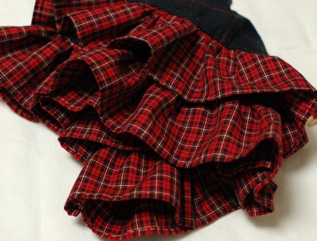 Skirt for my little niece