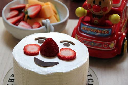 Cake #3 Anpanman