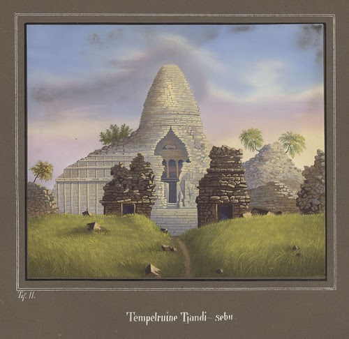 Tempelruine Tjandi-sebu